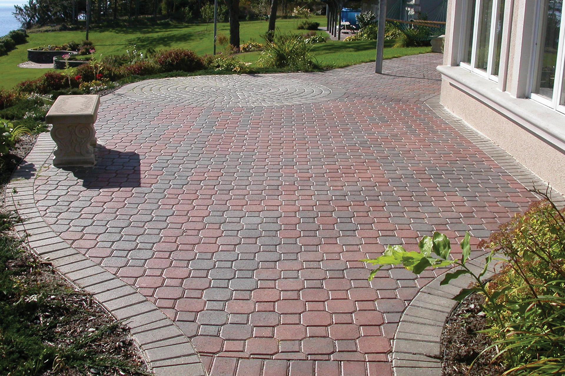 interlocking pavers for home driveways amp walkways - HD1920×1278