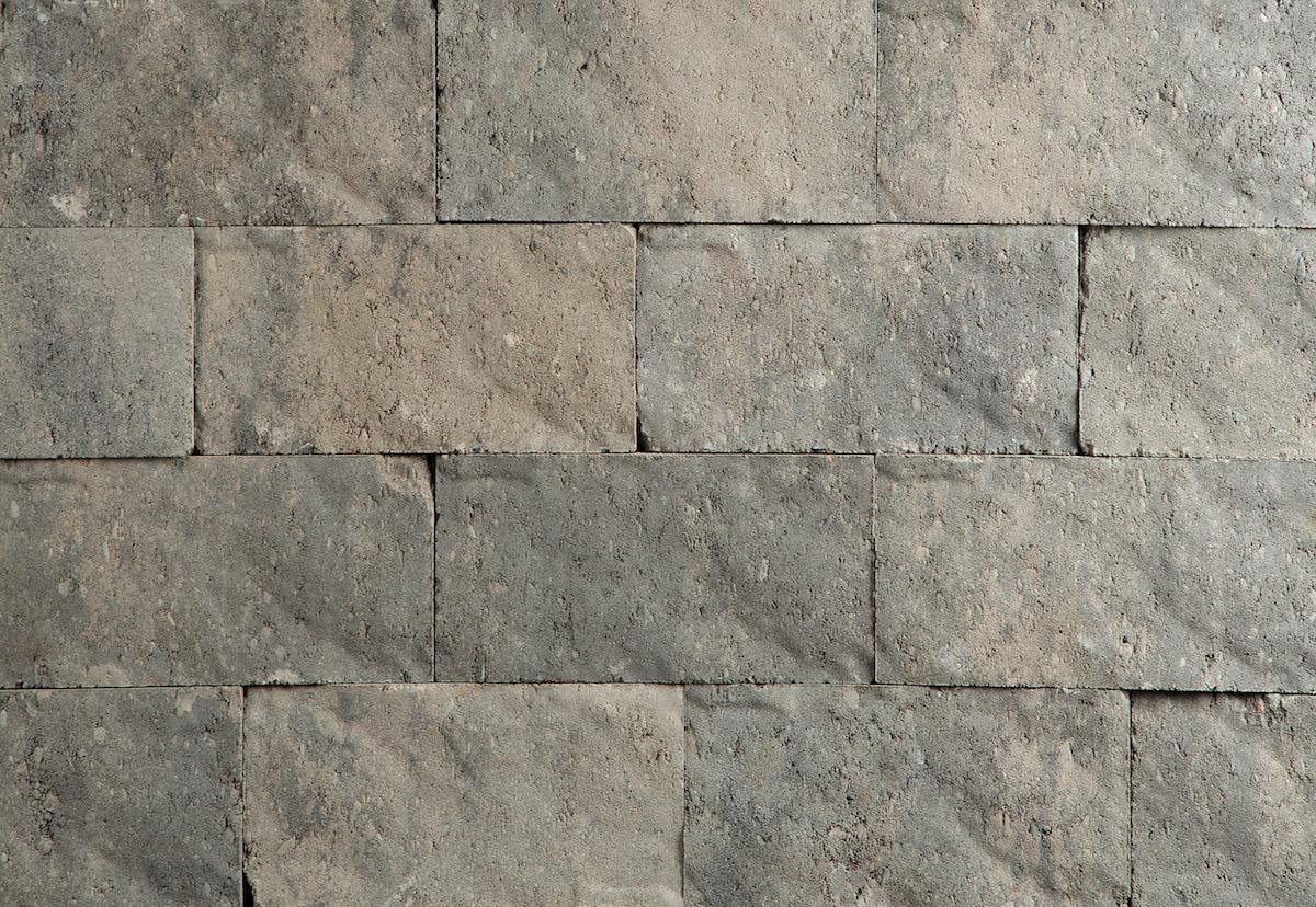 Classic Weathered Wallstone Shaw Brick
