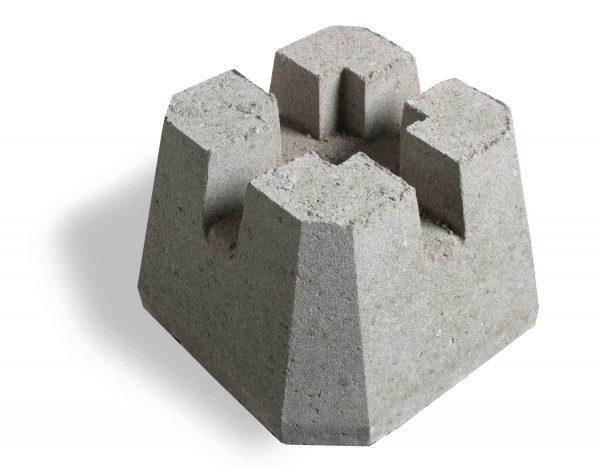 Dek Block Deck Supports Landscape Products Shaw Brick