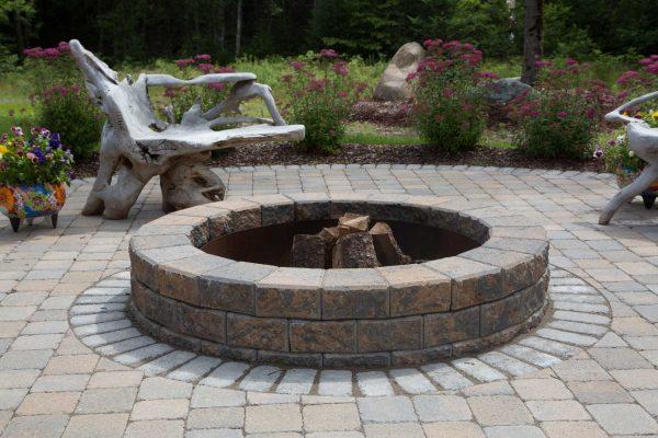 Fire Pits Nantucket Stackstone Fire Pit Kit Shaw Brick
