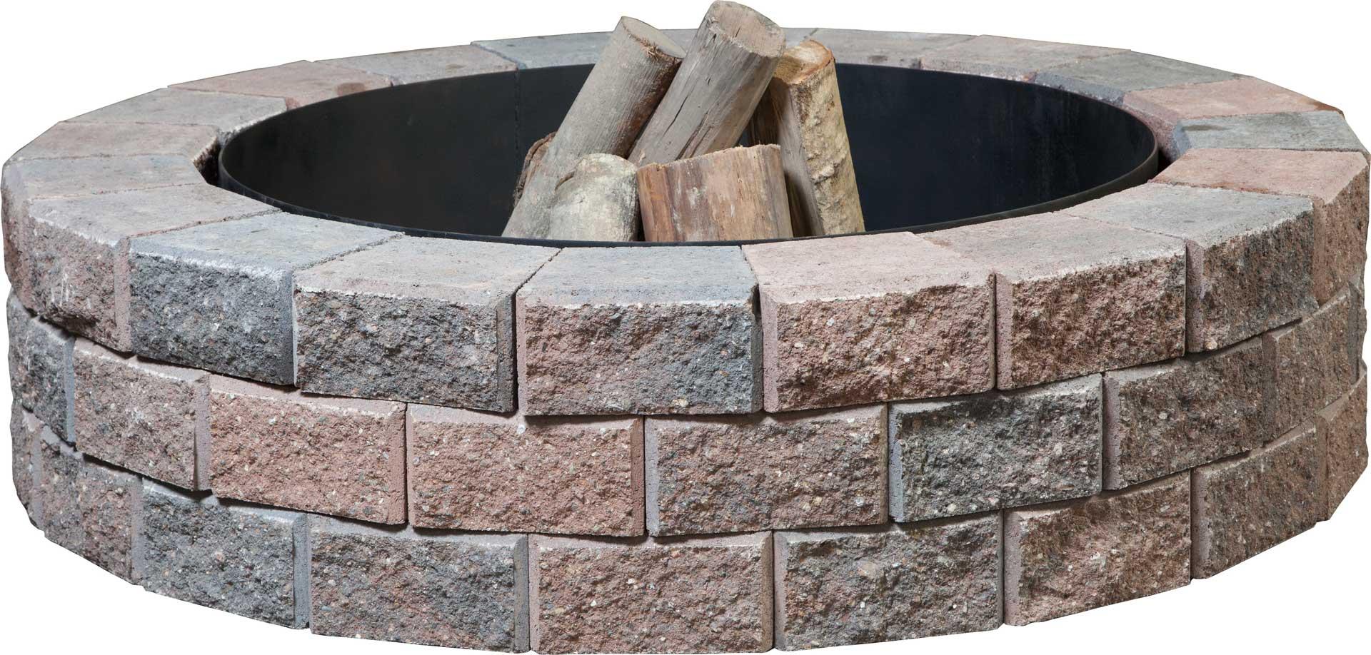Victoria Fire Pit Kit - Shaw Brick