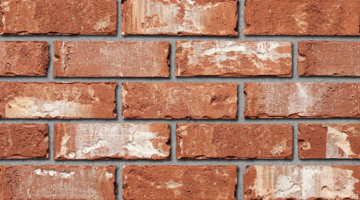 Colour sample of Shaw Brick's Olde English Clay Brick in Essex