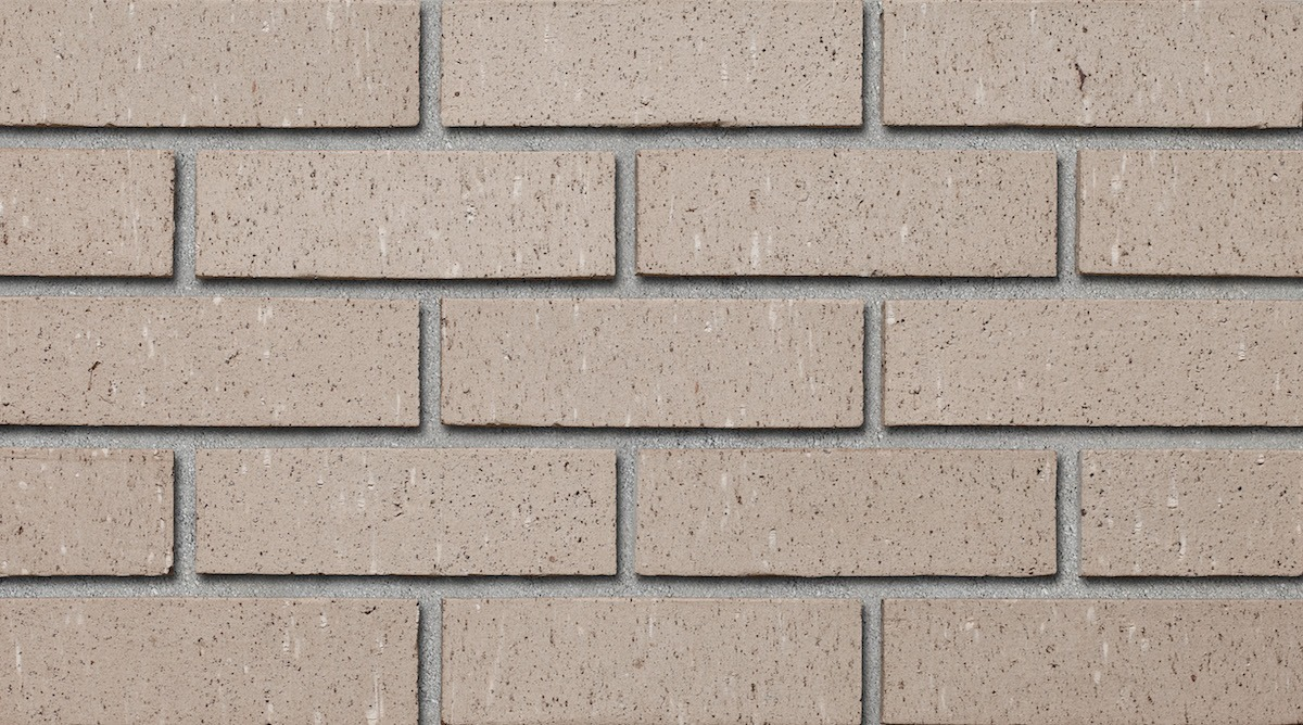 Colour sample of Shaw Brick's Tapestry Clay Brick in Grey
