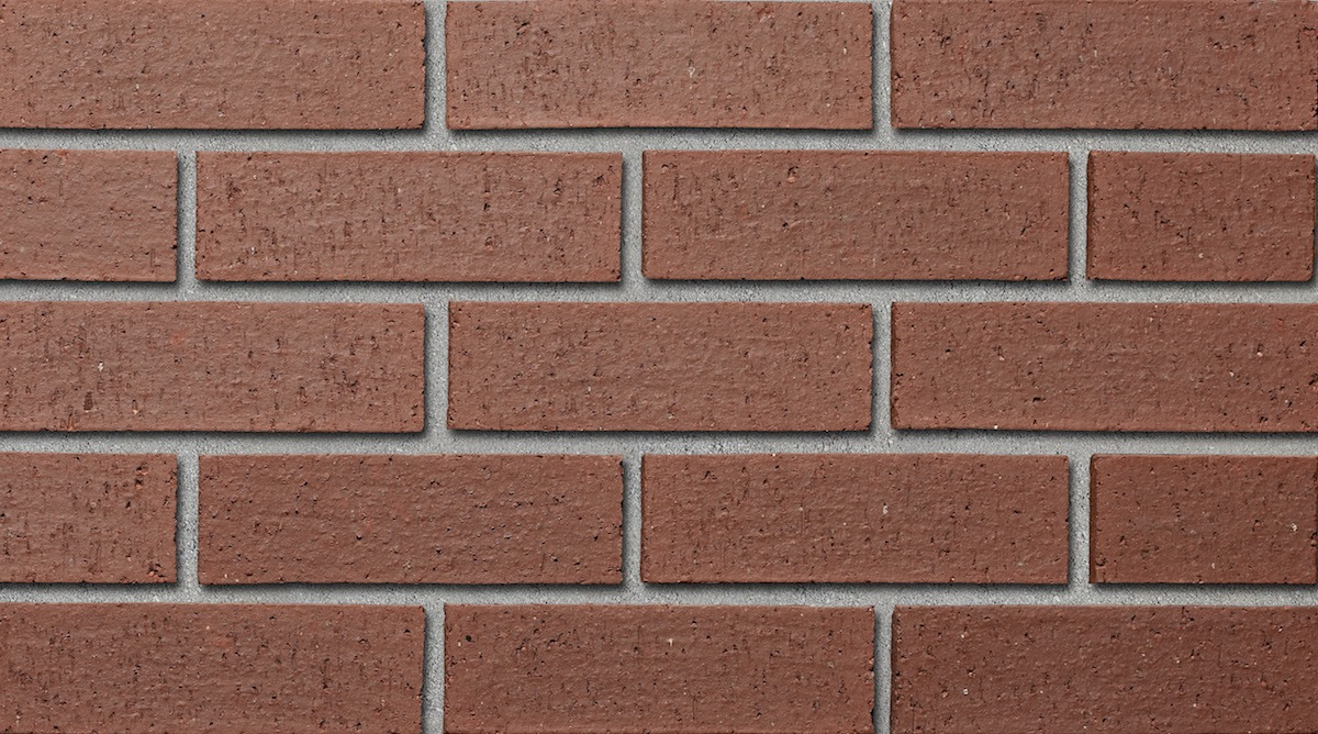 Colour sample of Shaw Brick's Tapestry Clay Brick in Magnum Brown