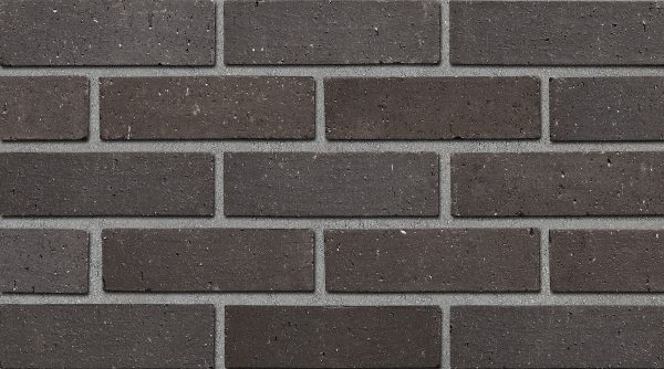 Colour sample of Shaw Brick's Tapestry Clay Brick in Manganese Dark